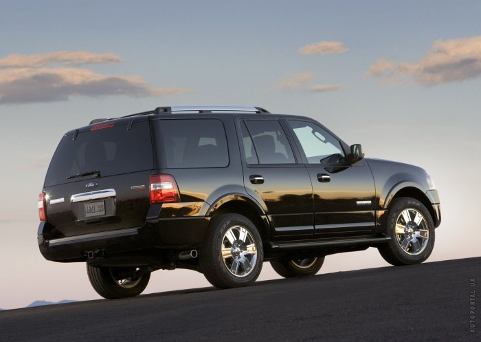Ford Expedition – фотография 1