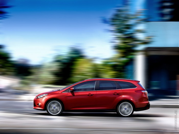 Ford Focus Estate ST 2012 – фотография 1