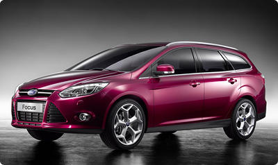 Ford Focus III Estate 2013