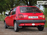 Ford Fiesta Lux                                            1989